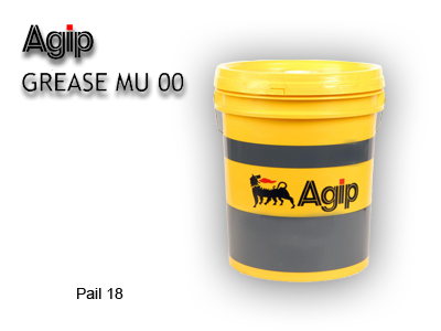 Agip Grease MU 00